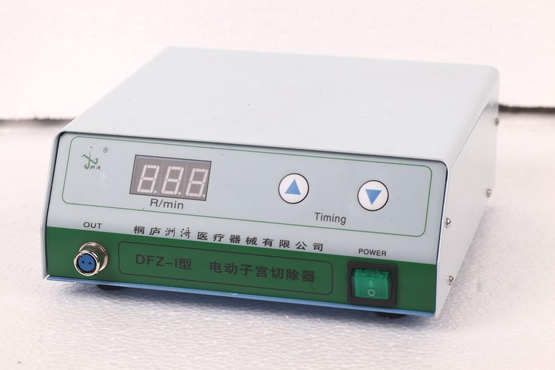 ZJ-W122电动主机控制系统